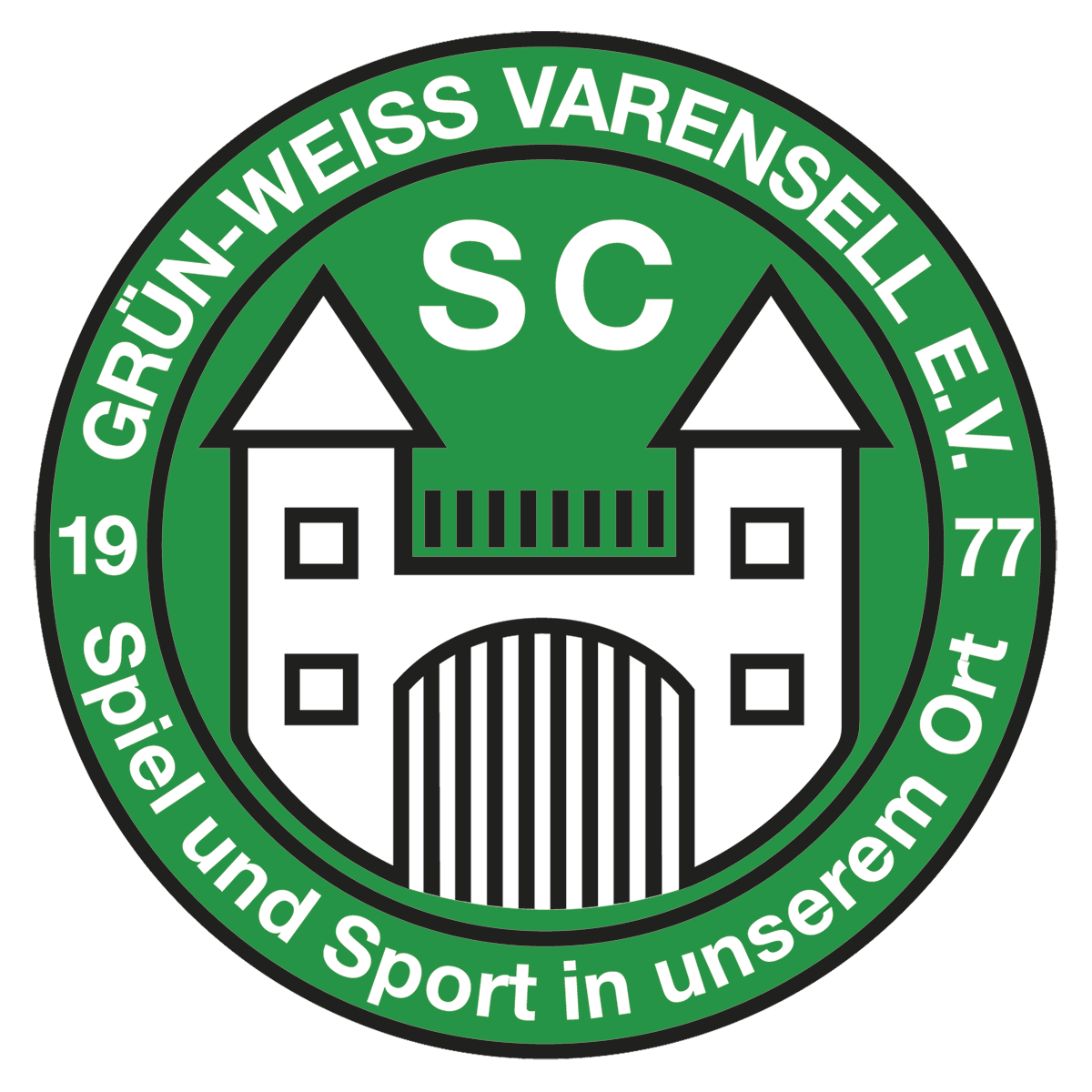 Sportclub Grün-Weiss Varensell 1977 e.V.